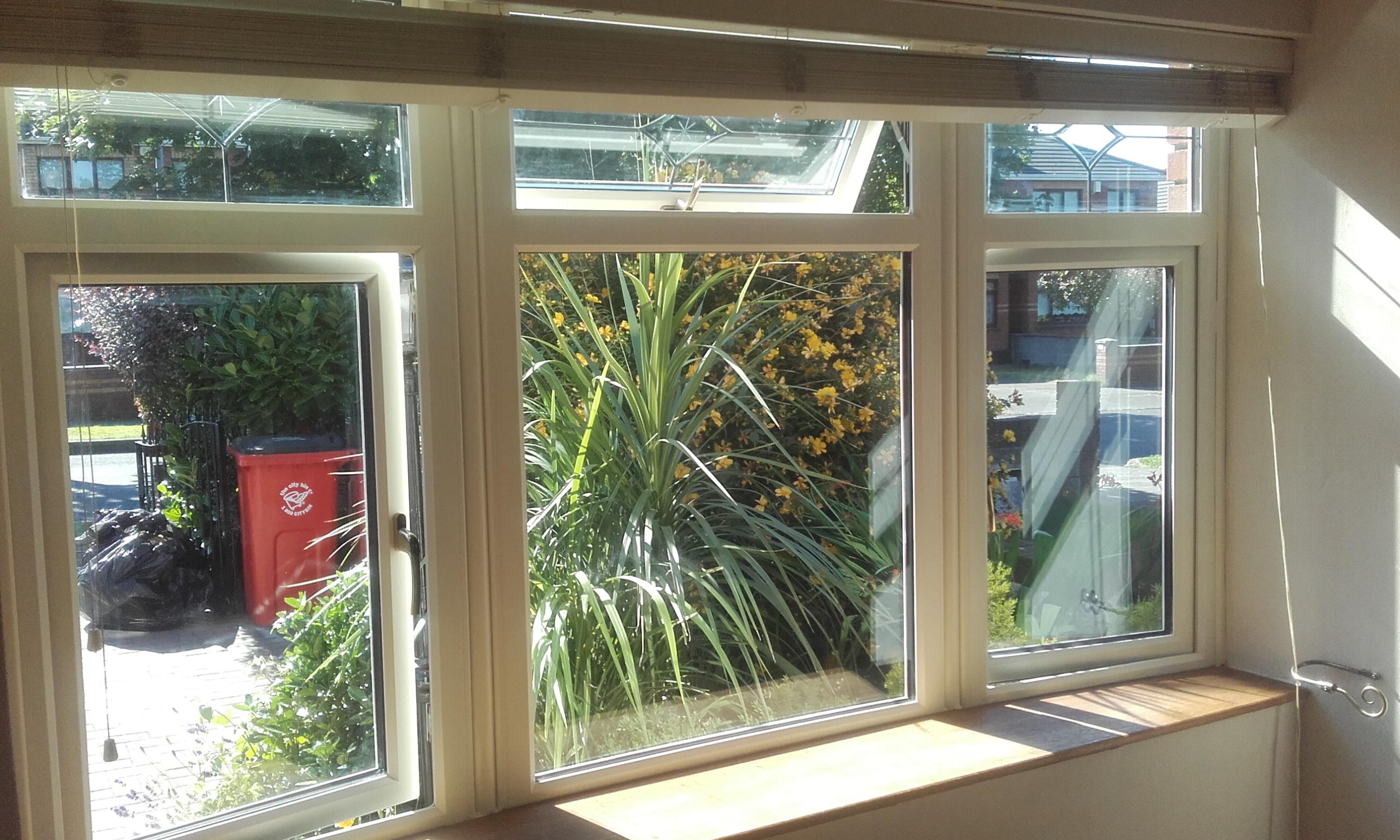 Composite Window Frame : Can you paint upvc window frames windows spray